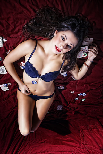 Topless Poker Dealer Cleveland  / Akron